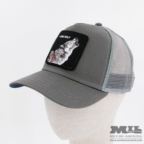 Goorin Cap Grey Wolf