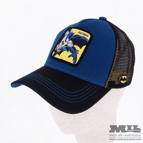Gorra Trucker Batman vintage