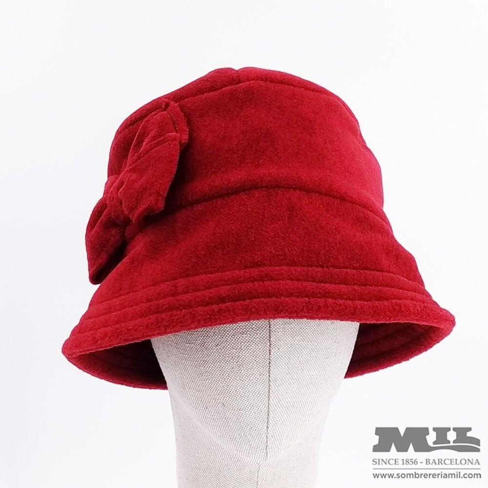 Sombrero Cloché Fleece