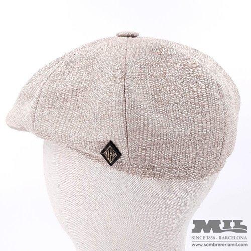 Straw Irish cap