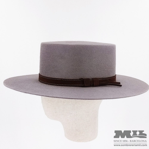 Sombrero Cordobés Morente gris