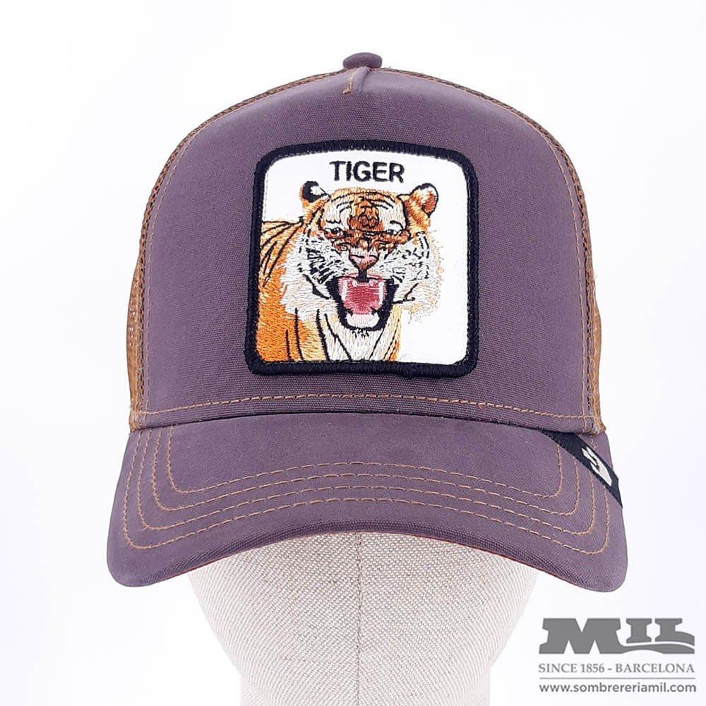 Gorra Goorin Tiger