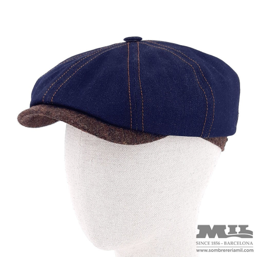Hatteras cap denim