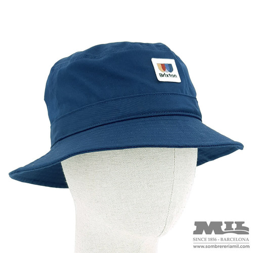 Brixton Bucket Hat Blue