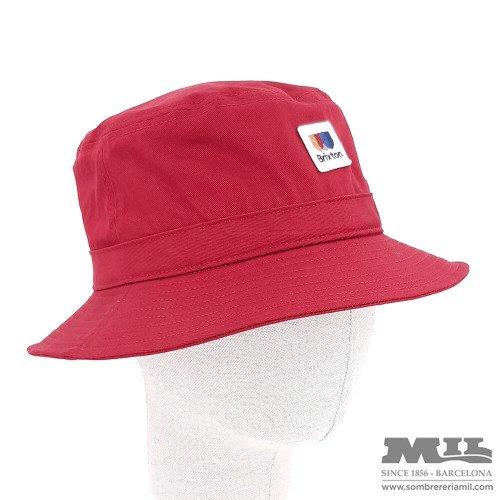 Brixton Bucket Hat Red