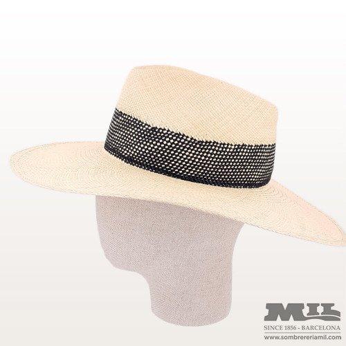Pamela Panama Hat Berta
