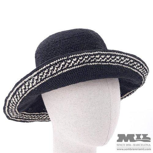 Sombrero plegable Lisa