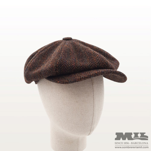 Newsboy Reddish Bolt Irish cap