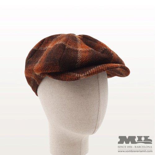 Big Boy Orange Mark Irish cap