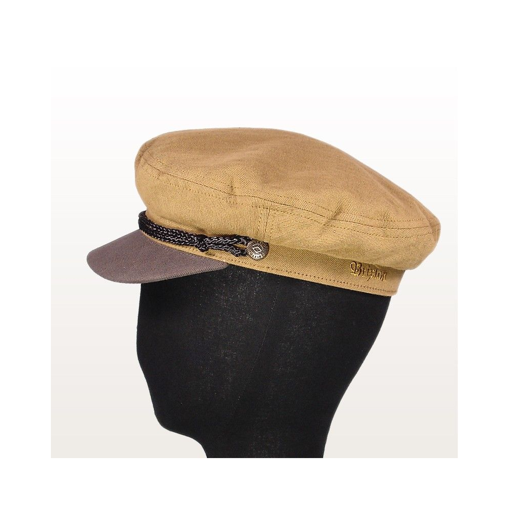 Brown Sails Cap by Brixton