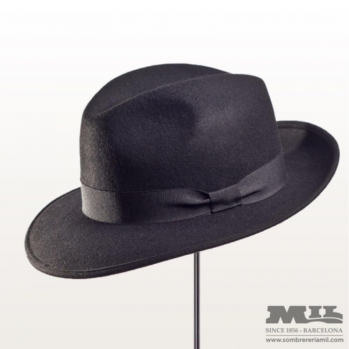 Fedora Capone Hat