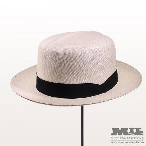 Sombrero Panamá copa óptima