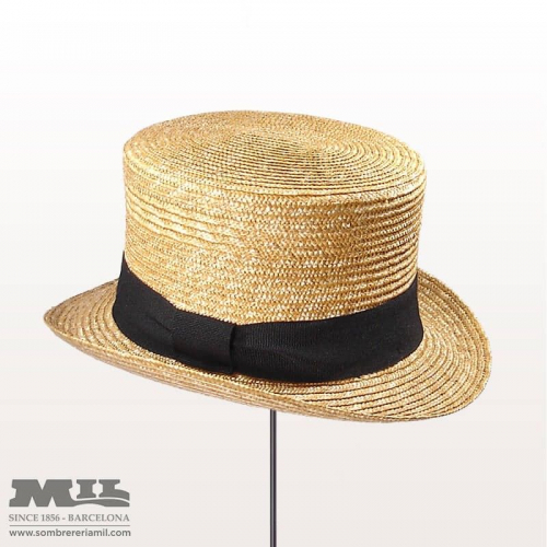 Barret Straw Top Hat