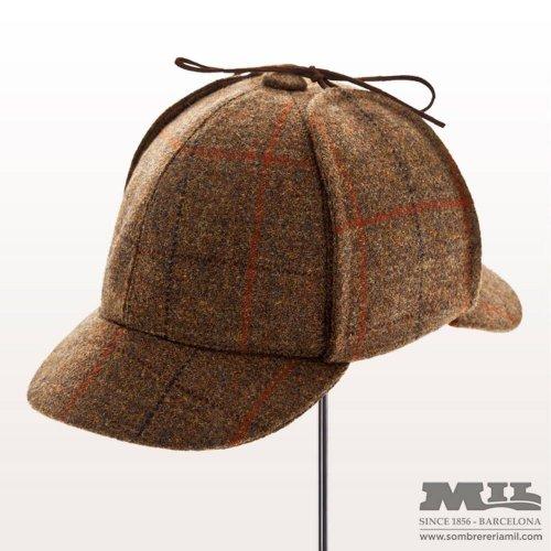 Sherlock Cap