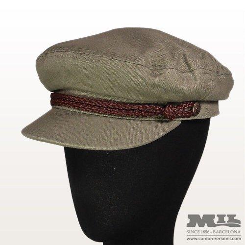 Military Cap Fiddler