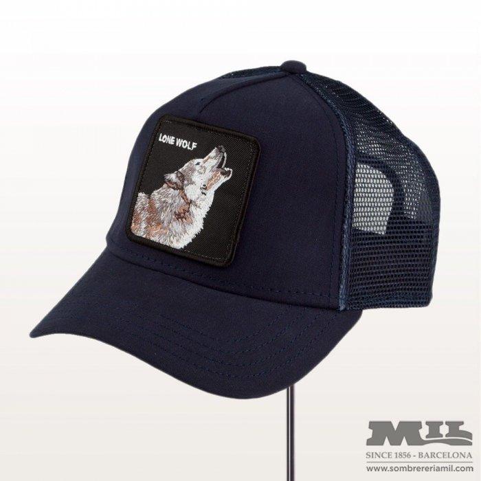 Goorin Cap Lone Wolf