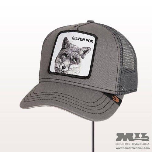 Goorin Silver Fox Cap