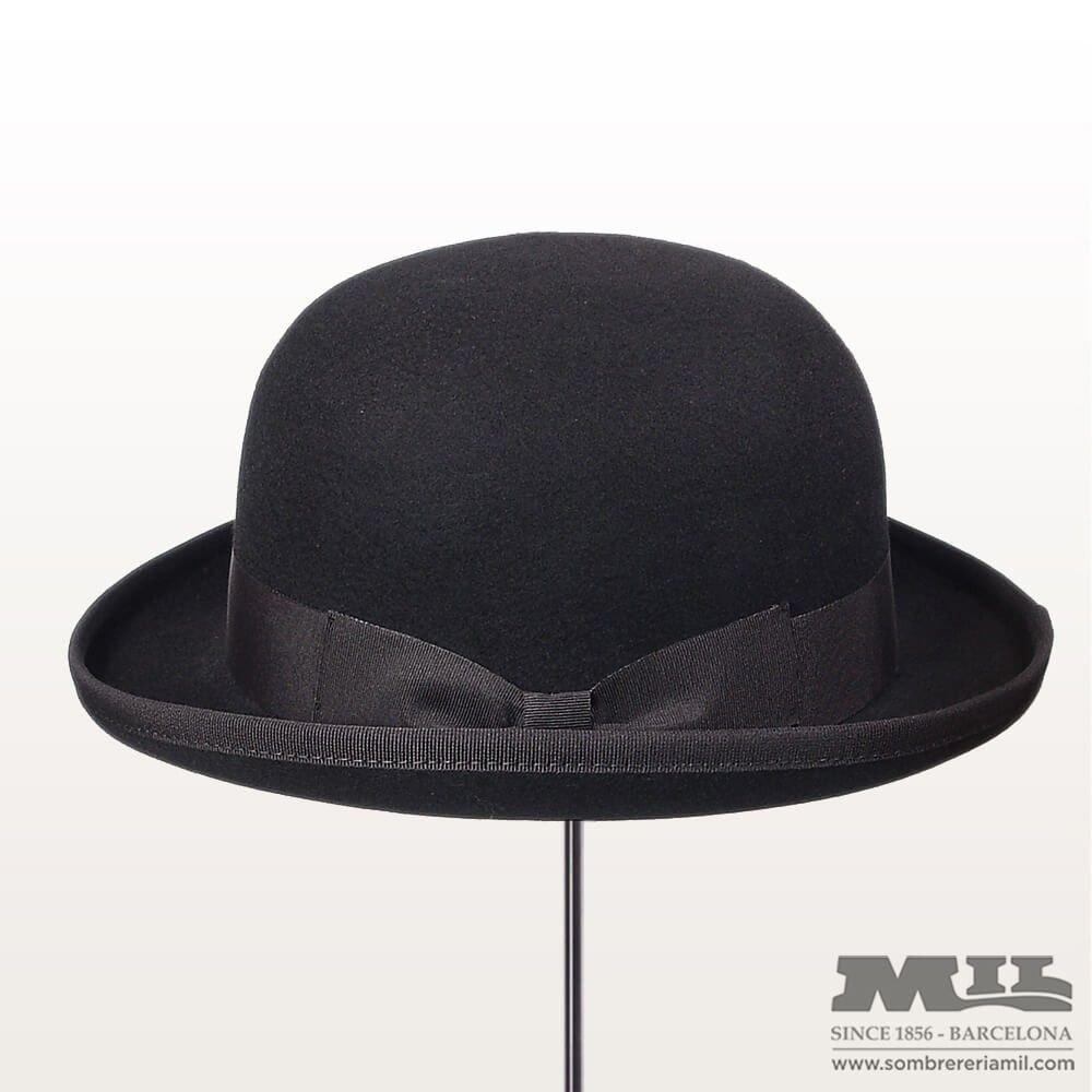 Crushable Bowler Hat