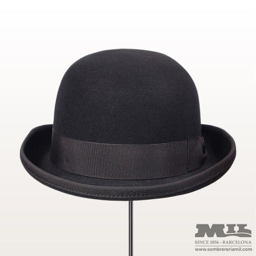 Crushable Bowler Hat