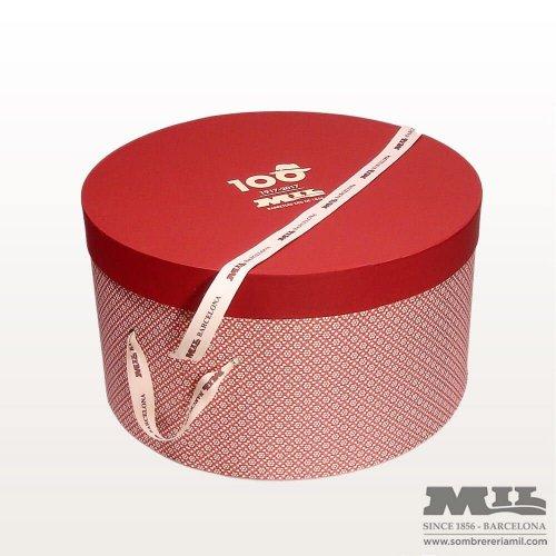 Caja para sombreros 42 cm