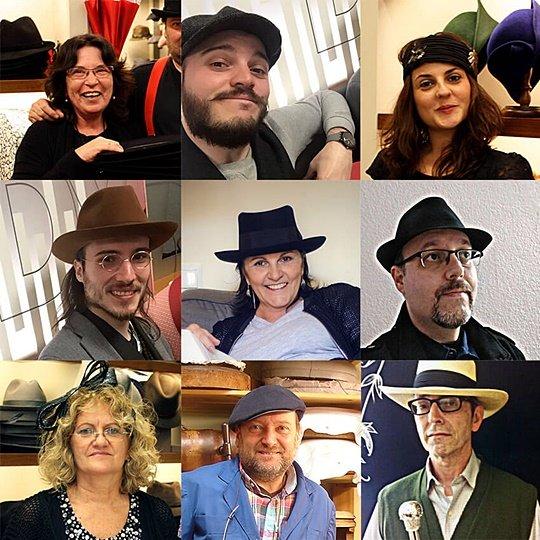 Sombrereria MIL equipo